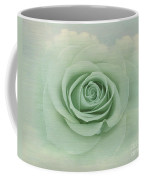 Dreamy Vintage Floating Rose Coffee Mug