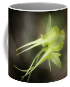 Dreamy Yellow Columbine Coffee Mug
