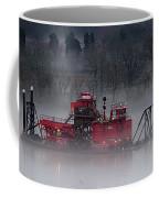 Dredge In Fog 2 Coffee Mug