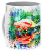 Dredging Coffee Mug