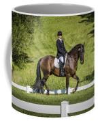 Dressage Test Coffee Mug