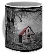 Dressed In Red Coffee Mug by Debra and Dave Vanderlaan