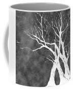 Dressed In Winter White Coffee Mug