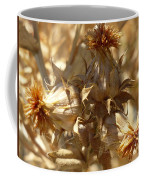 Dried Safflower Coffee Mug