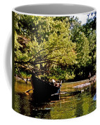 Driftboating Coffee Mug