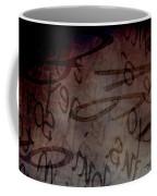Drifting Expressions Coffee Mug