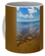 Driftwood At Low Tide In Key West Coffee Mug