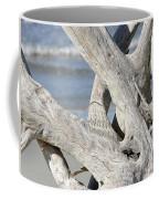 Driftwood Detail Coffee Mug