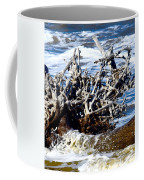 Driftwood Lace Coffee Mug