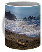 Driftwood Log Coffee Mug