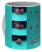 Drilling Of Graphene Nanoparticles Coffee Mug