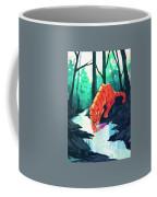 Drinking At The Stream Coffee Mug