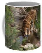 Drinking Tiger Coffee Mug
