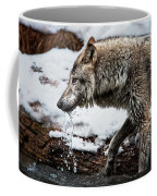 Drinking Wolf Coffee Mug