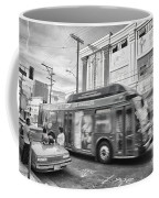 Drive-by Product Placement Coffee Mug