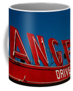 Drive In- California  Coffee Mug