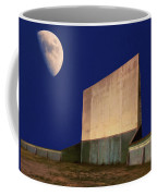 Drive-in Moon Coffee Mug