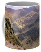 Drive In The Mountains Coffee Mug