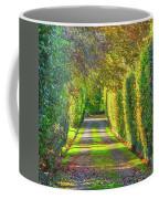Drive Into Autumn Coffee Mug