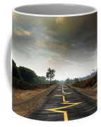 Drive Safely Coffee Mug by Carlos Caetano