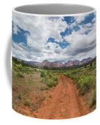 Drive To Loy Canyon, Sedona, Arizona Coffee Mug