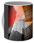 Driven To Abstraction Coffee Mug
