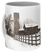 Driving Down Cherryvale Coffee Mug