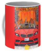 Driving Like Bats Out Of Hell Coffee Mug