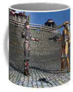 Droid Captures A Local Rebel Coffee Mug