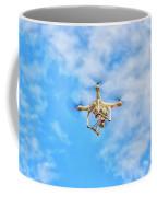 Drone On The Air Coffee Mug
