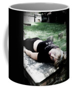 Drop Dead Coffee Mug