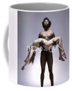 Drop The Gun Artwork Coffee Mug