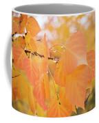 Drops Of Autumn Coffee Mug