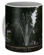 Drops Of Fountain Coffee Mug