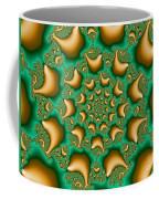 Drops Of Gold Coffee Mug