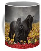 Druids In The Fields Coffee Mug
