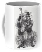 Drum Dance Pas-de-deux Coffee Mug