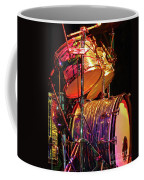 Drum Set Coffee Mug