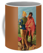Drummers And Pipers Coffee Mug