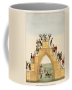 Drunkards Progress, 1846 Coffee Mug