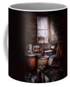 Dry Cleaner - Put You Through The Wringer  Coffee Mug