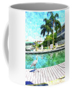 Dry Dock Bird Walk Coffee Mug