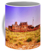 Dry Dock Coffee Mug