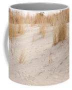 Dry Dune Grass Plants Coffee Mug