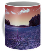 Dry Lake Infrared Coffee Mug