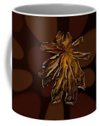 Dry Leaf Collection Psychedelic Coffee Mug