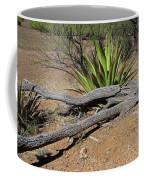 Agave And Log Coffee Mug