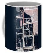 Dte Marysville Michigan West Wall Coffee Mug