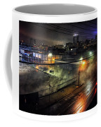 Los Angeles Night Coffee Mug
