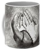Dua -hands Of Faith No. Six Coffee Mug